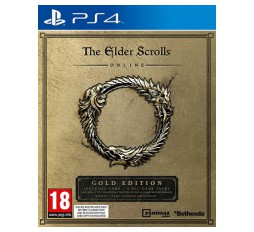 Slika proizvoda: PS4 The Elder Scrolls Online Gold Edition