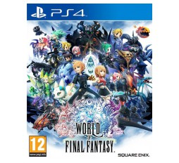 Slika proizvoda: PS4 World of Final Fantasy